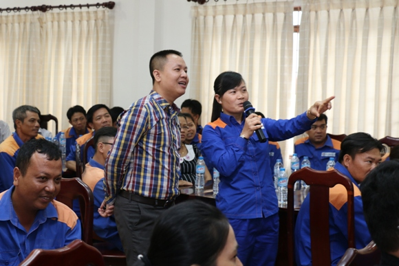 Chuyên gia tư vấn, đào tạo quản trị, kỹ năng mềm, Tổng giám đốc KASH Việt Nam - ông Nguyễn Bá Cự trực tiếp giảng dạy