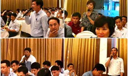 """""""Nâng cao nhận thức và thực hiện công tác truyền thông"""" tại Petrolimex Đà Nẵng"""