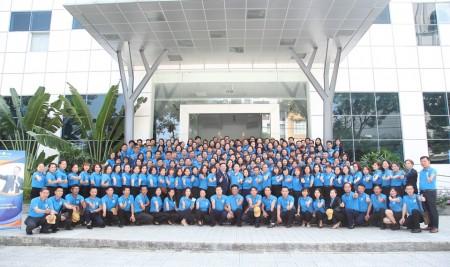 """Tổ chức đào tạo chương trình """" Kỹ năng quản lý nhóm hiệu quả"""" tại Bảo Việt Nhân thọ Đà Nẵng"""
