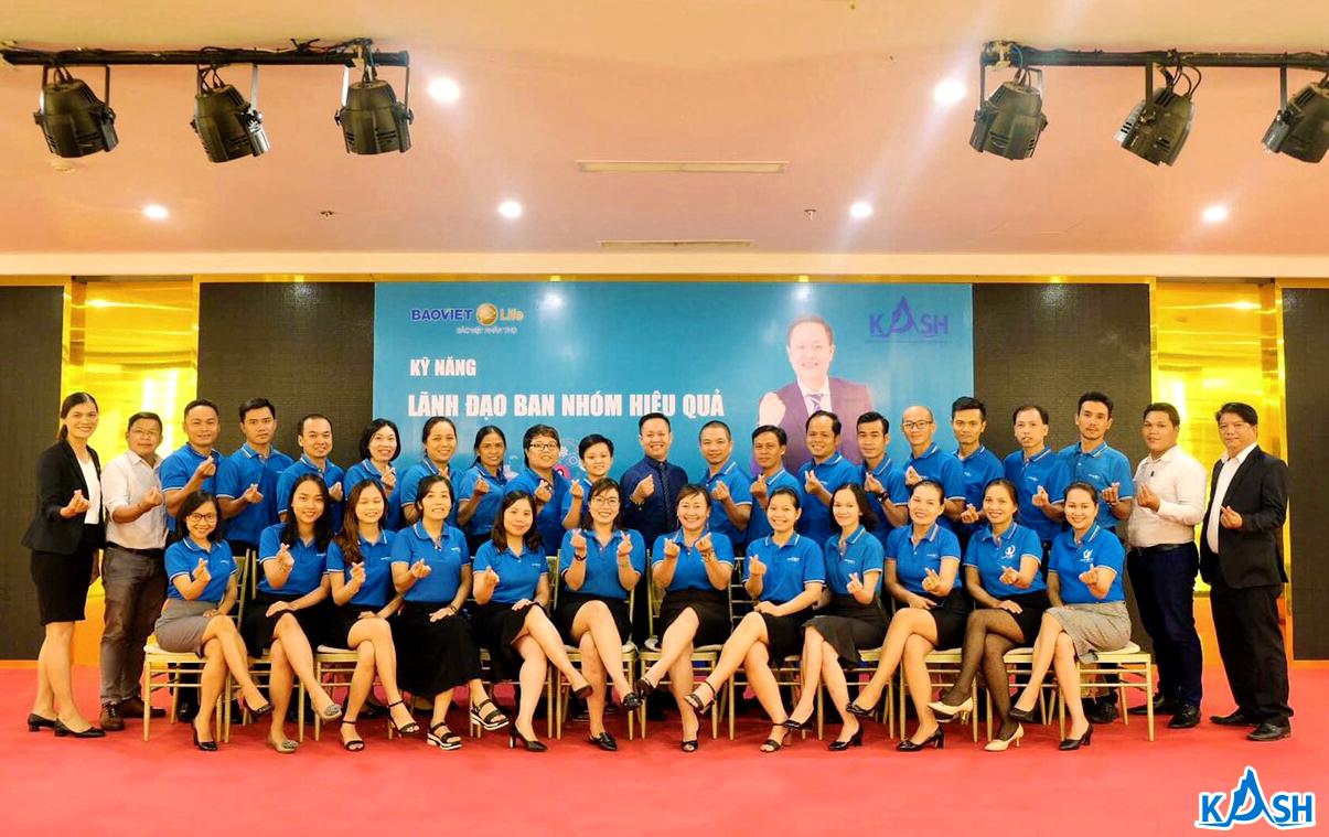 Các thành viên Bảo Việt Nhân Thọ Đà Nẵng