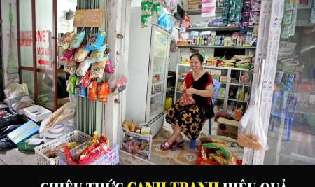 Chiến Lược Giúp Chủ Cửa Hàng Nhỏ Đánh Bại Chuỗi Cửa Hàng Lớn